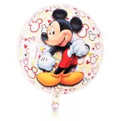 Balon Folie 55cm Minnie Mouse, Amscan 32925