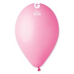 Rose 06 Latex Balloons , 10 inch (26 cm), Gemar G90.06