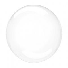 Balon folie orbz Crystal Clear - 12''/30 cm, Radar 82984