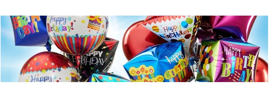 Foil / Bubbles Balloons